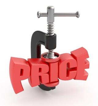 Reducing Price